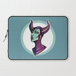 Dark Diva – Maleficent Laptop Sleeve