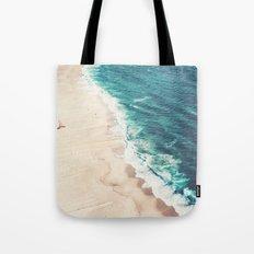 Beach Nazare Tote Bag