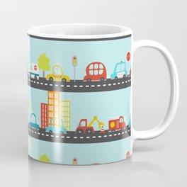 Amazing Transport Design Coffee Mug