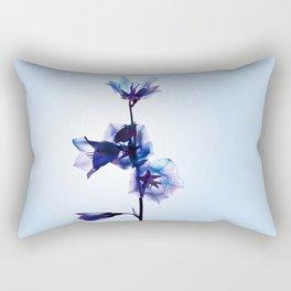 Translucent morning Rectangular Pillow