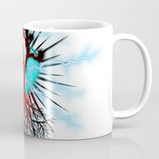 Joshua Tree Heart Light by CREYES Mug