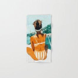 Solo Traveler Hand & Bath Towel