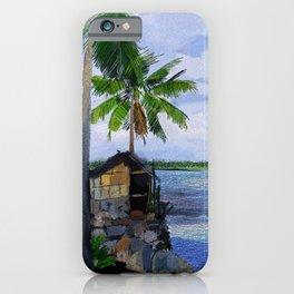 Kerala Coconuts - 186 iPhone Case