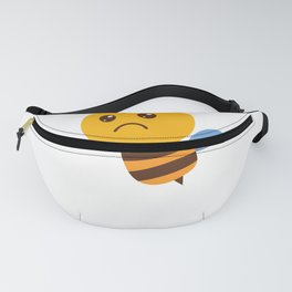 There is no Planet B Bee Beekeeper Bees Fanny Pack