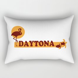 Daytona Beach - Florida. Rectangular Pillow
