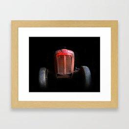 Ferguson Framed Art Print