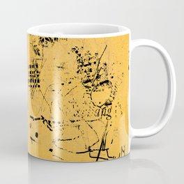 erased 4 Coffee Mug