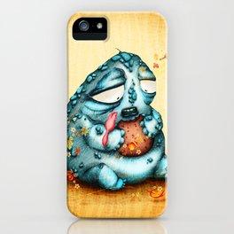 El Gordo y la Golondrina iPhone Case