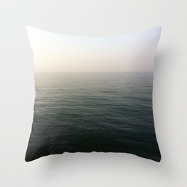 Loneliness at infinity  Throw Pillow
