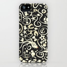 Mermaids-eai2 iPhone Case