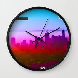 Los Angeles oneday Wall Clock
