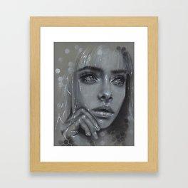 kilo Framed Art Print