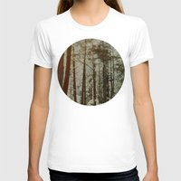 oregon T-shirts featuring Oregon Woods by Leah Flores