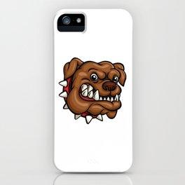Sticky Dog iPhone Case