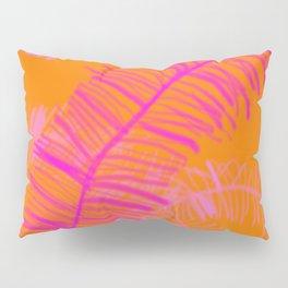 Tropical Palm Dream Pillow Sham