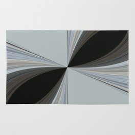 Brown and Grey Tones of Eucalyptus  Rug