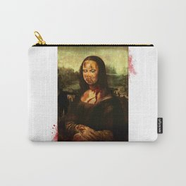 No Mona! Not You Too! Carry-All Pouch