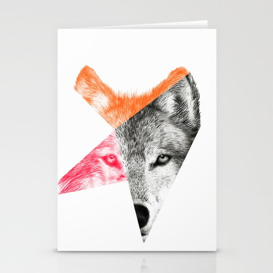 Wild by Eric Fan & Garima Dhawan Stationery Cards