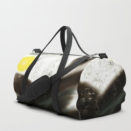 Deep Autumn, Cold, & Moon Duffle Bag