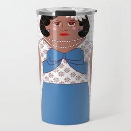 Billie Holiday Travel Mug