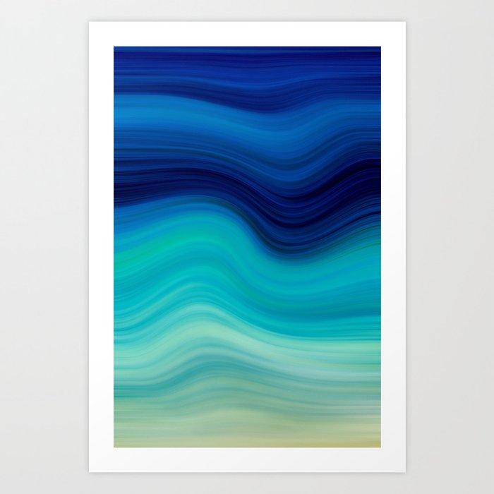 SEA BEAUTY 2 Kunstdrucke