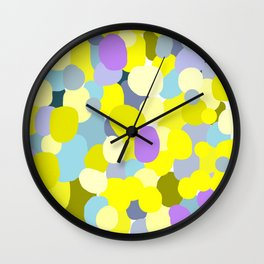 Spring vibes Wall Clock