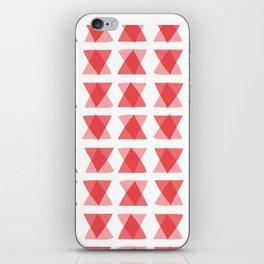Multi Triangles iPhone Skin