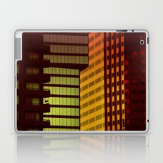 It's all Shapes and Colors - Downtown Los Angeles #68 Laptop & iPad Skin