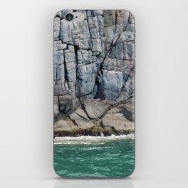 Rock Lines iPhone Skin
