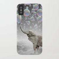 helen iPhone & iPod Cases featuring The Simple Things Are the Most Extraordinary (Elephant-Size Dreams) by soaring anchor designs