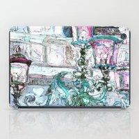 the lights iPad Cases featuring lights by Oksana Ivanenko