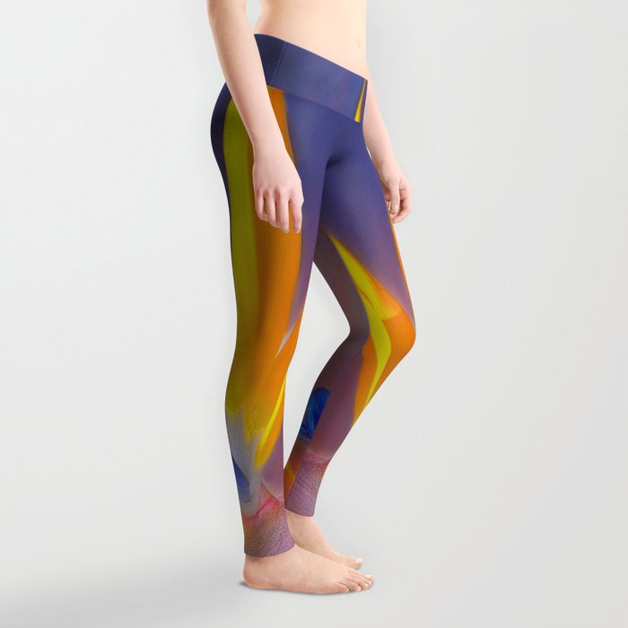 Sunset Flow Leggings