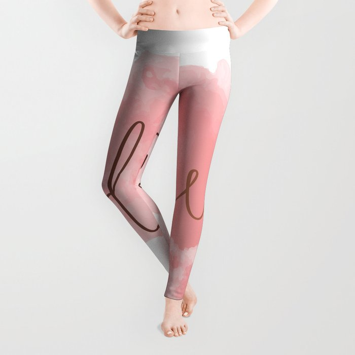 Blessed #society6 #decor #buyart Leggings
