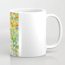 Triangles & Colors Coffee Mug