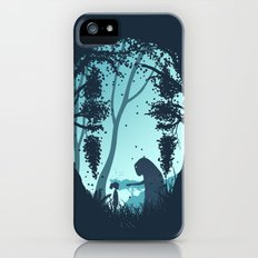 Lonely Spirit iPhone (5, 5s) Slim Case