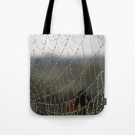 Beads of Beauty Tote Bag
