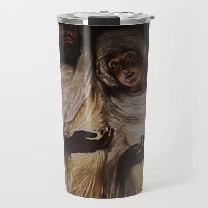 The Apparition by Jeanpaul Ferro Travel Mug
