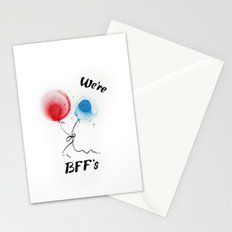We are BFF's Stationery Cards