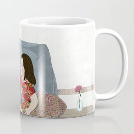Receiving a Gift (From my picture book) Coffee Mug