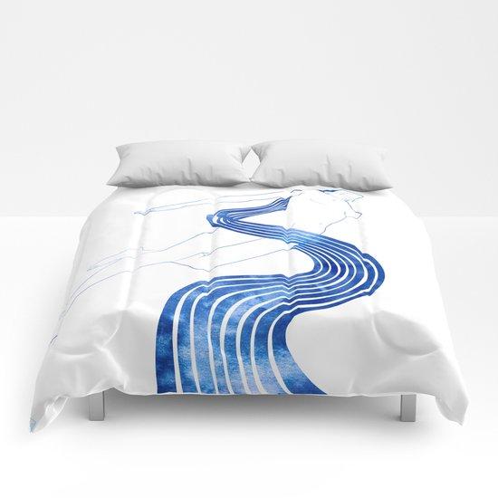 Water Nymph XLVIII Comforters