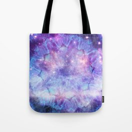 Purple Galaxy - Psychedelic Summer Series by iDeal Tote Bag