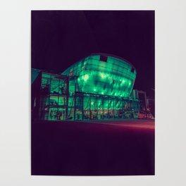 Festspielhaus / Bladerunner Vibes / Austria Poster
