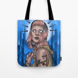 Clarice Tarrot Tote Bag