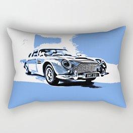 BMT 216A (blue) Rectangular Pillow