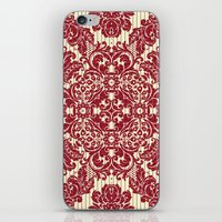 renaissance iPhone & iPod Skins featuring Renaissance Disco by Octavia Soldani