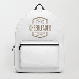 Genuine Cheerleader Backpack