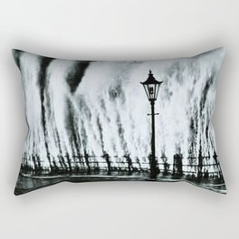 Waves of the Great New England Category Five Hurricane of 1938 Rectangular Pillow
