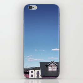 Candy rooftops iPhone Skin