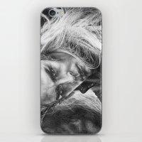 thranduil iPhone & iPod Skins featuring Thranduil by Lisa Buchfink