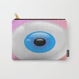 Creepy Cute Eyeball Carry-All Pouch